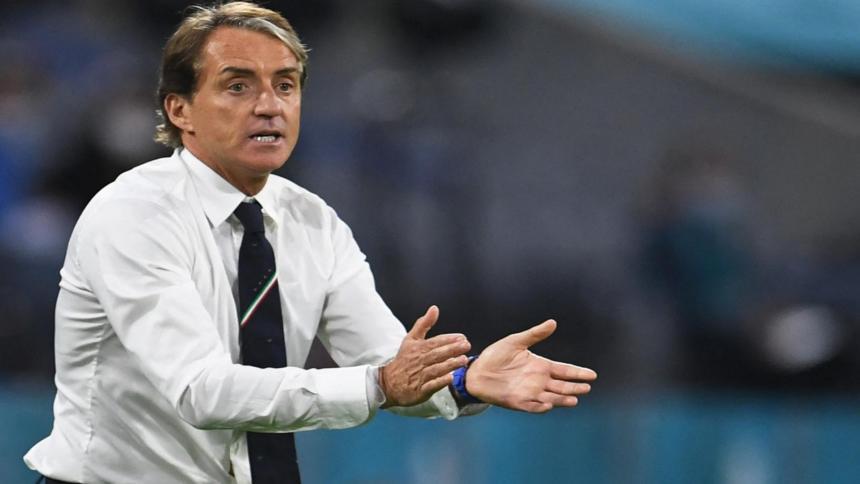 """""""Tenemos ganas de revancha tras el Mundial"""": Mancini"""