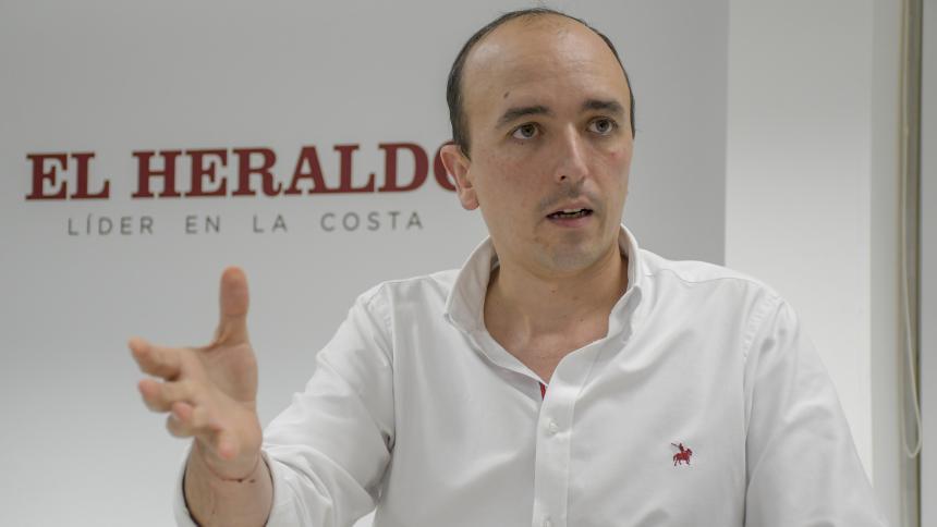 """""""Colombia necesita reformas de raíz"""": Miguel Samper"""