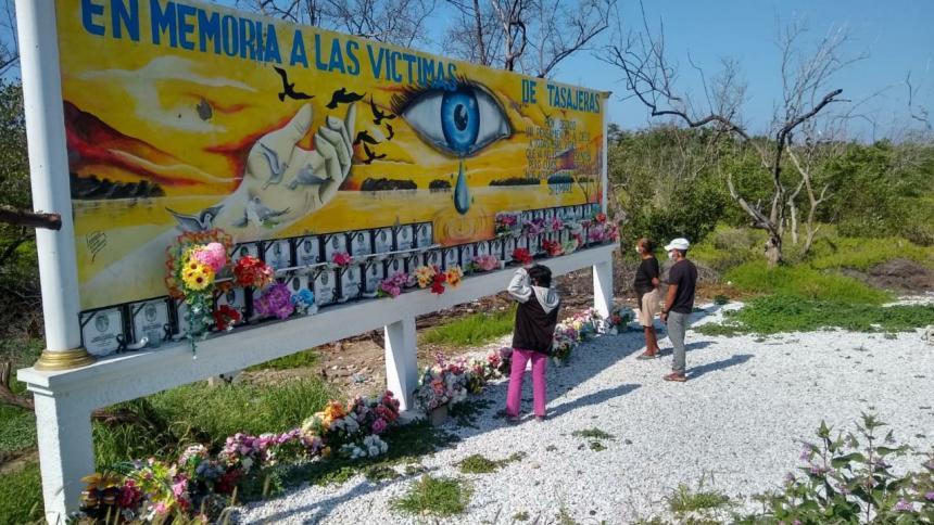 Un año después de la tragedia de Tasajera