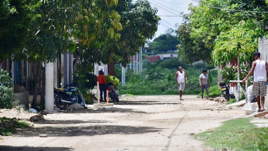 Atentan contra un hombre y una mujer en Galapa