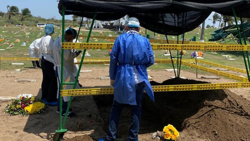 Un año de batalla judicial por cadáveres extraviados en Clínica el Prado