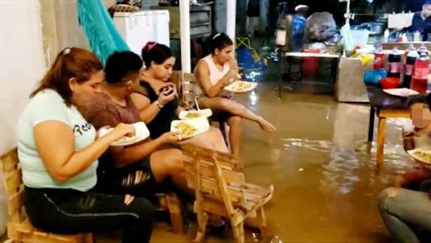 Más de 5 mil familias afectadas por inundación en Sevilla y Guacamayal