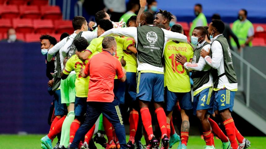 ¡Copa América, Eurocopa y Champions League, prográmese para este martes!