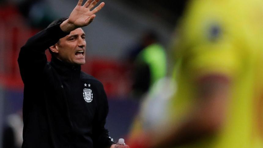 """Lionel Scaloni dice que Argentina es un """"justo"""" finalista"""