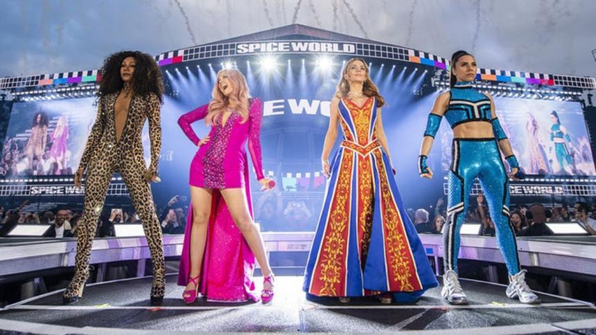 El aclamado éxito 'Wannabe'  de las Spice Girls cumple 25 años