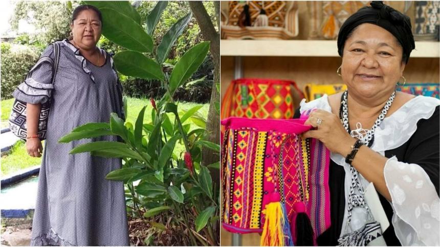 Falleció la autoridad tradicional wayuu Cecilia Acosta