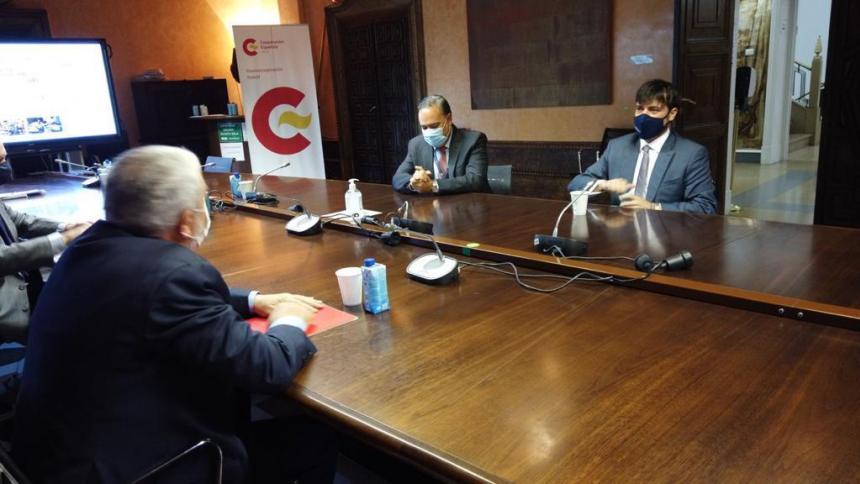 Pumarejo asegura 5 millones de euros para integración de población migrantes