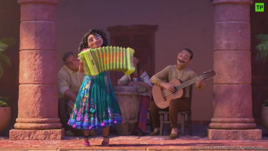 El 'Encanto' de la primera película de Disney 'made in' Colombia
