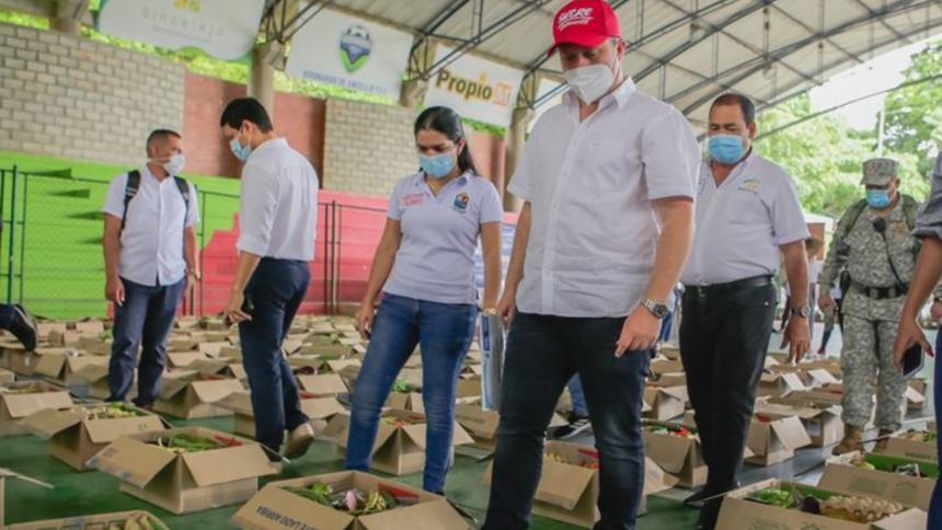 Mercado Campesino de Sucre, triplicó sus ventas