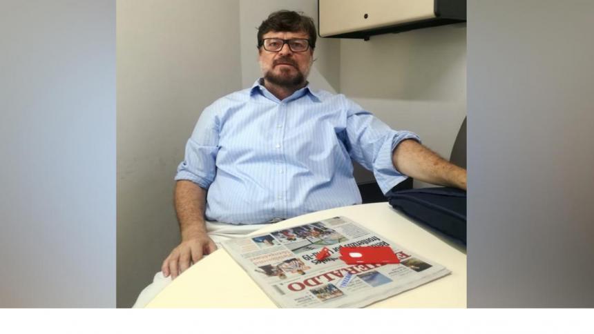 Fallece el magistrado Luis Felipe Colmenares, tras batallar contra el covid
