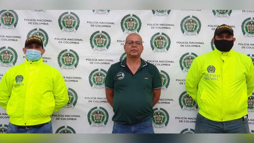 Capturan a Manolo, hombre que abusó de niños en jardín infantil de Medellín