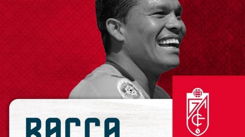 Carlos Bacca seguirá su carrera en el Granada de España