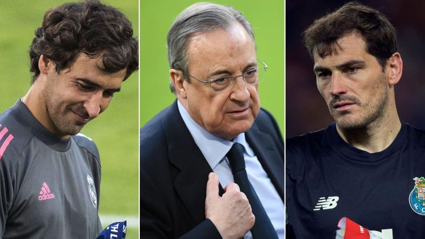Florentino Pérez vincula la publicación de los audios a la Superliga