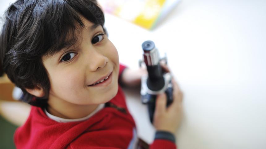 El campamento donde sus hijos podrán disfrutar aprendiendo ciencia y arte