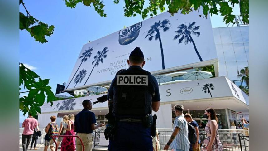 Un paquete sospechoso puso en alerta el Festival de Cannes