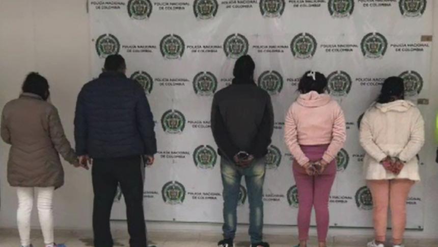 Capturan a varias personas señaladas de querer sabotear manifestaciones del 20 de julio