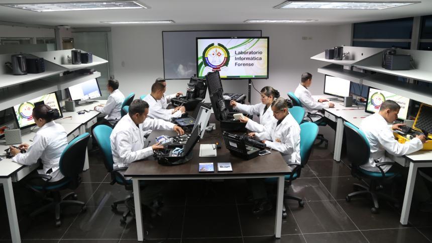 Informática forense: clave para capturar a 'el Profe'