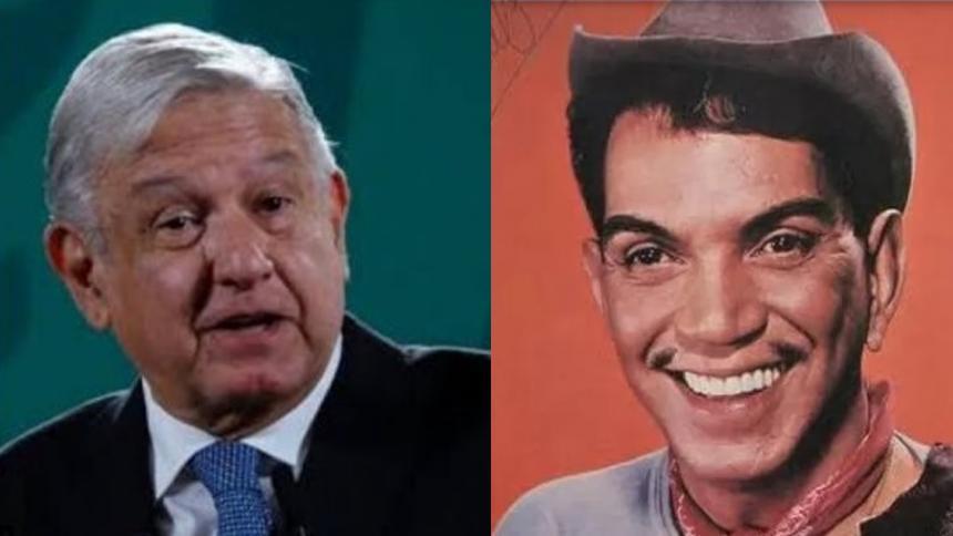 The Economist compara a López Obrador con cómico mexicano Cantinflas
