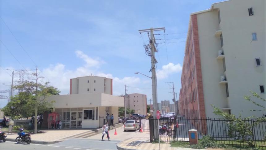 Detectan 20 conexiones ilegales en condominio de Alameda del Río