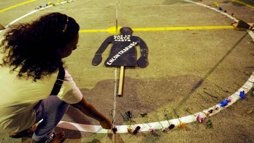 La macabra logística detrás de los 'falsos positivos' en el Caribe