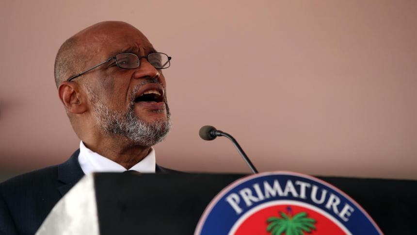 """Nuevo primer ministro de Haití pide castigo """"ejemplar"""" para asesinos de Moise"""