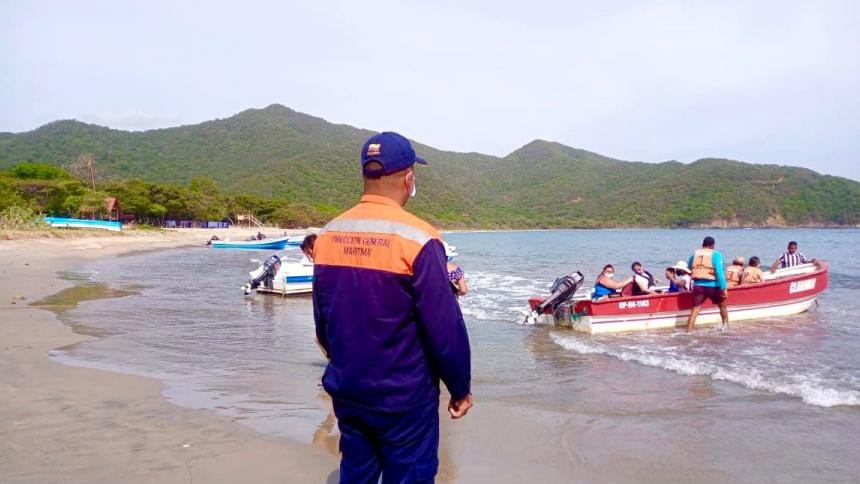 Más de 75 mil personas se transportaron por vía marítima en Santa Marta durante temporada vacacional