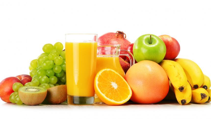 Sáquele el jugo a la fruta comiéndola entera