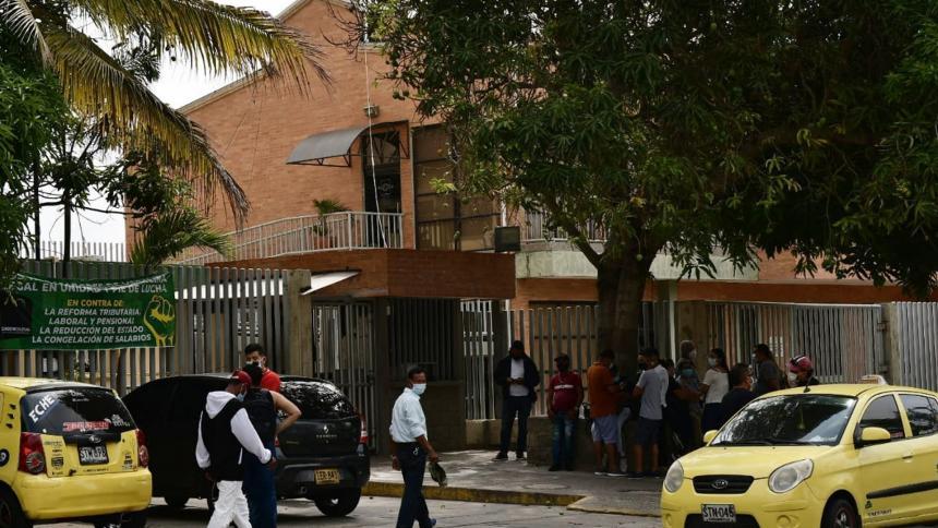 Obrero muere tras caer del piso 13 de un edificio en Barranquilla