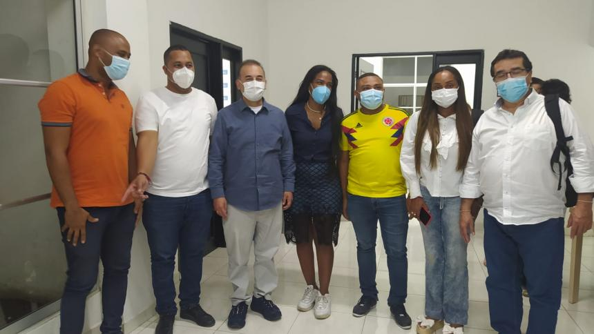 Jóvenes en Riohacha levantan la huelga de hambre