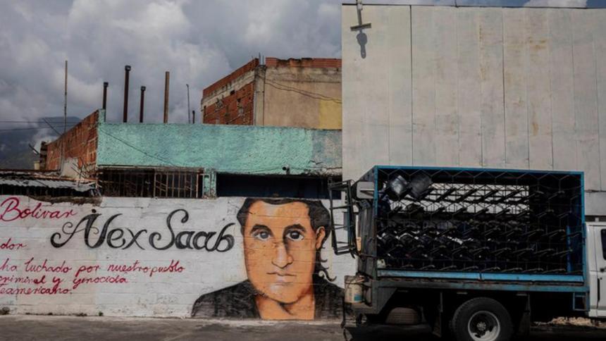 Reino Unido anuncia sanciones por corrupción contra Alex Saab