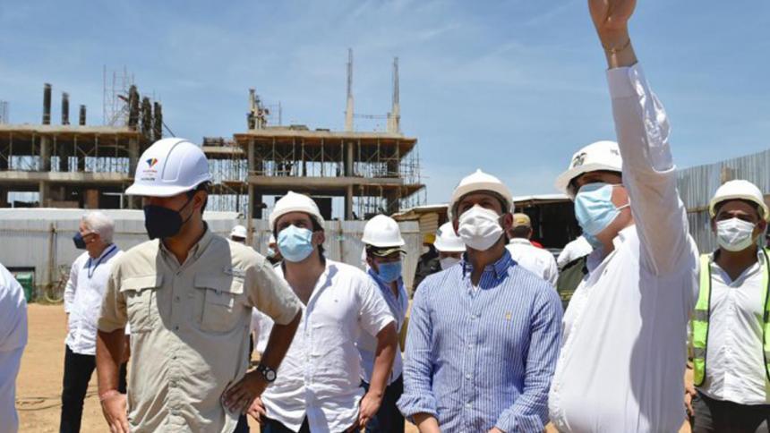 Gobierno destinó $100 mil millones para garantizar la seguridad en Valledupar