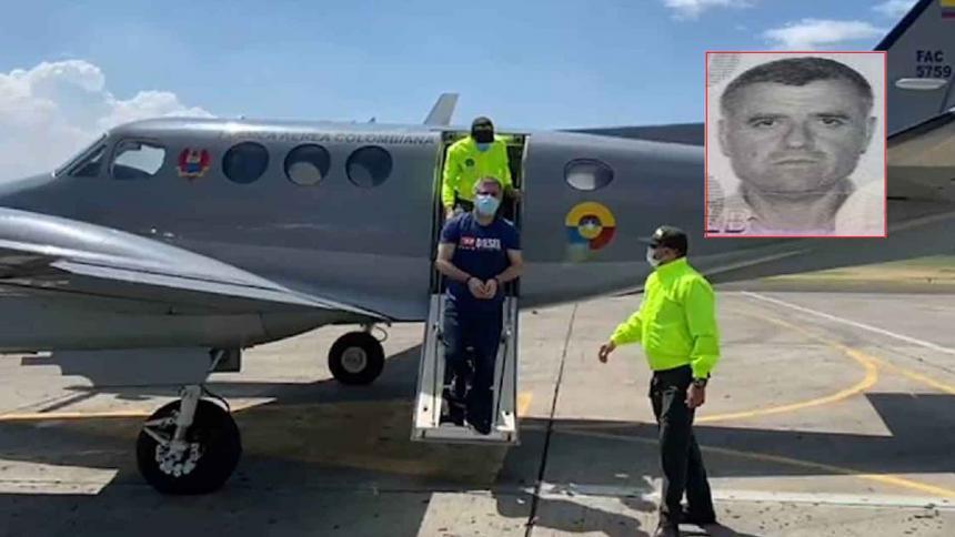 'Jimy', el narco albanés que se camufló en Barranquilla
