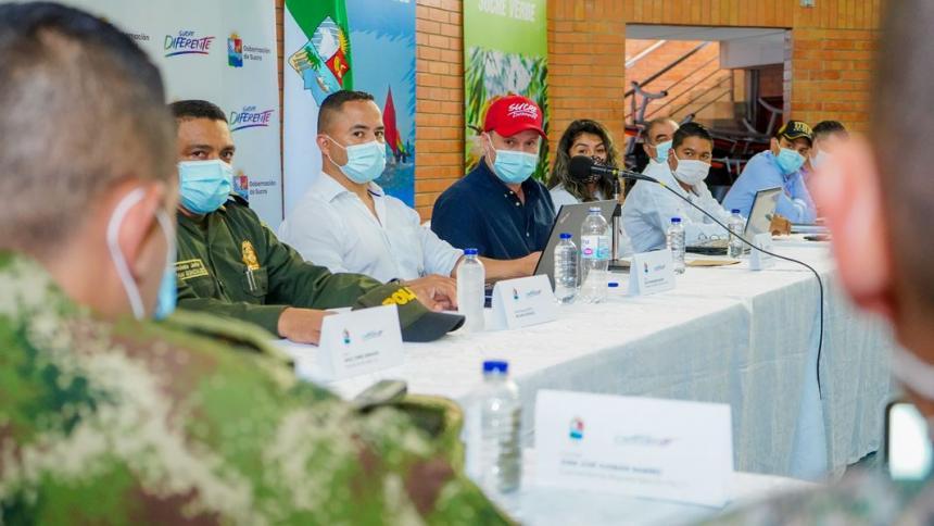 Ratifican compromiso de protección de la vida de líderes y defensores