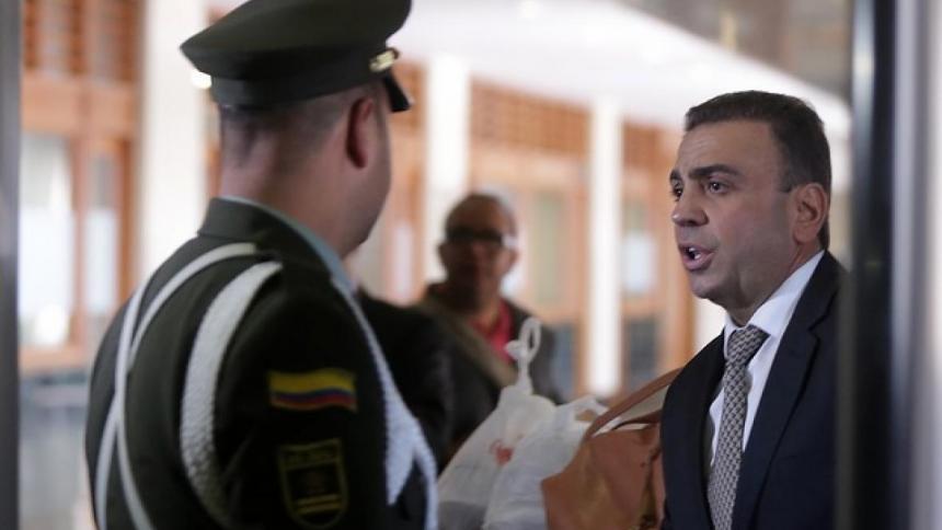 JEP expulsa a exsenador Musa Besaile por no aportar a la verdad