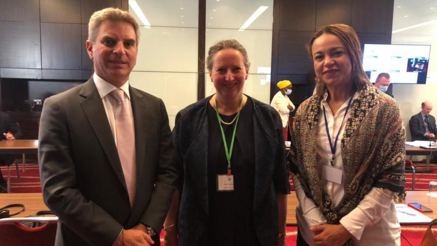 Colombia quiere ser actor principal en la lucha contra el cambio climático