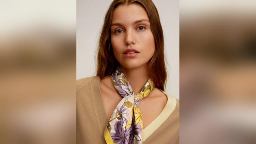 Pañoleta: la prenda más versátil de tu clóset