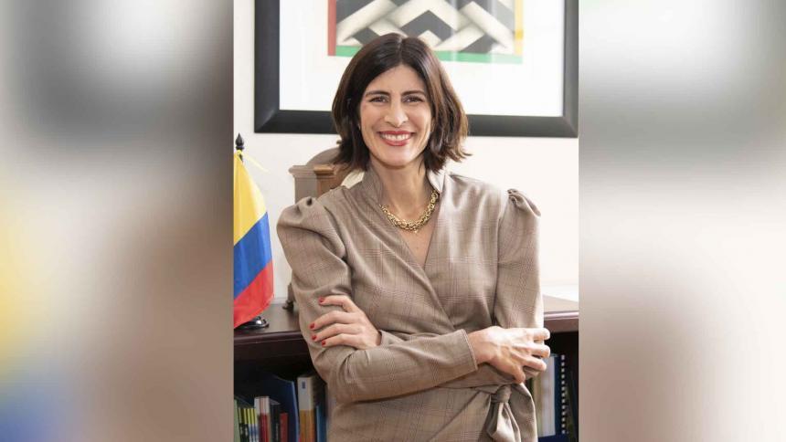 Duque designa a Alejandra Botero Barco como nueva directora del DNP