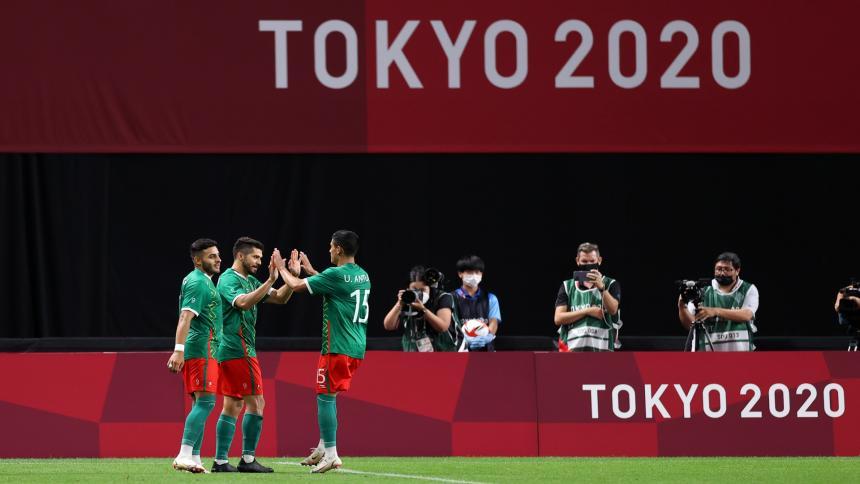 México avanzó a cuartos en los Juegos Olímpicos de Tokio