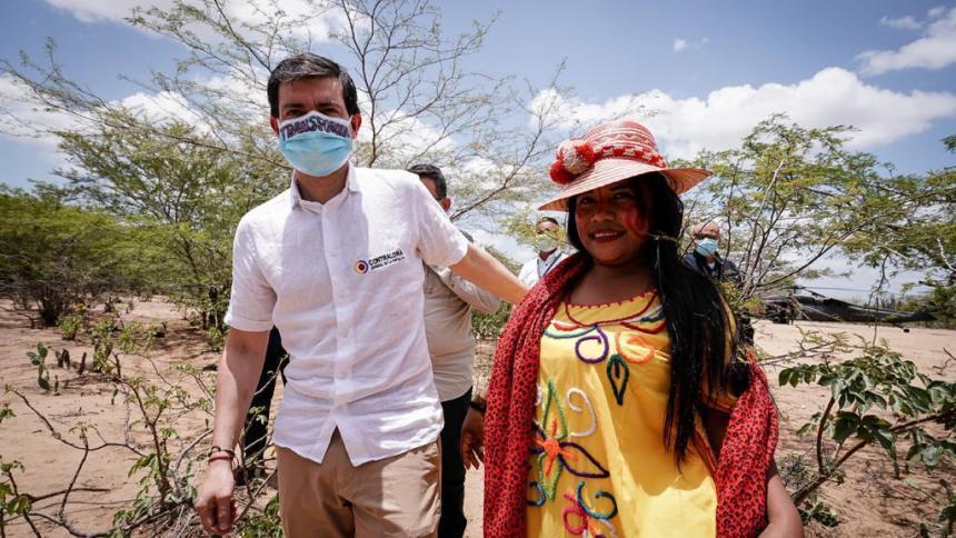 Verificarán cumplimiento del PAE en La Guajira con inteligencia artificial