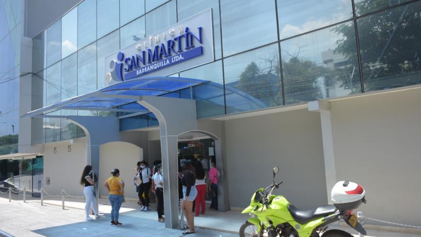 Muere presunto delincuente herido en fleteo del norte de Barranquilla