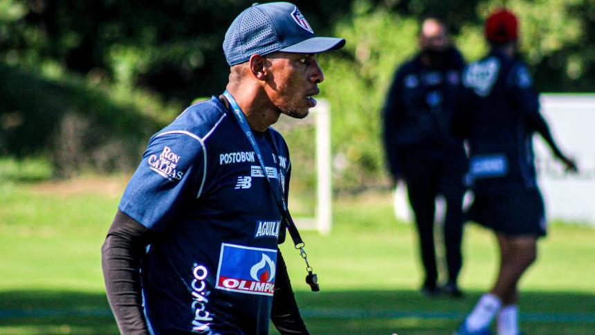 Luis Amaranto Perea llenó de elogios a José Carlos Muñoz