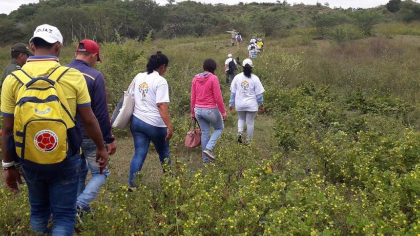 Desplazamiento en Cauca: 300 personas huyen de grupos armados ilegales