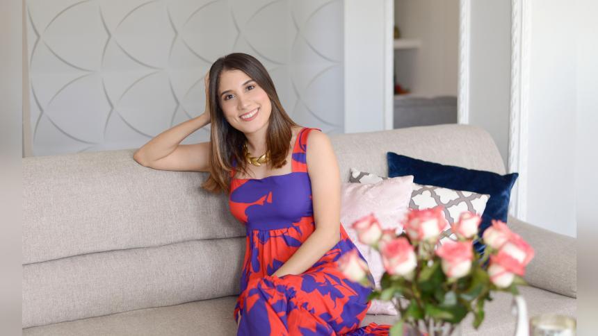 La 'beauty blogger' que empodera desde el amor propio