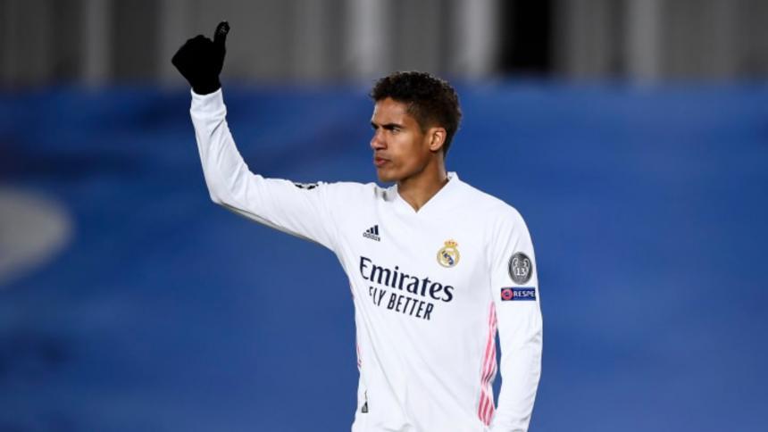 Raphael Varane se despide del Real Madrid