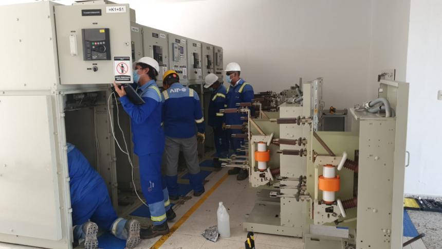 Se normaliza servicio de energía en Riohacha