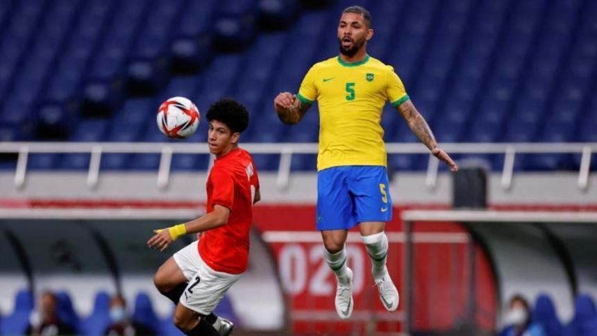 Brasil venció a Egipto y sigue defendiendo su corona en los Olímpicos