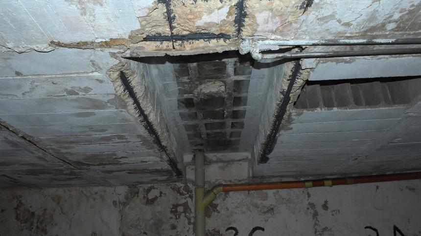 Importancia de mantenimiento en los edificios con más de 30 años