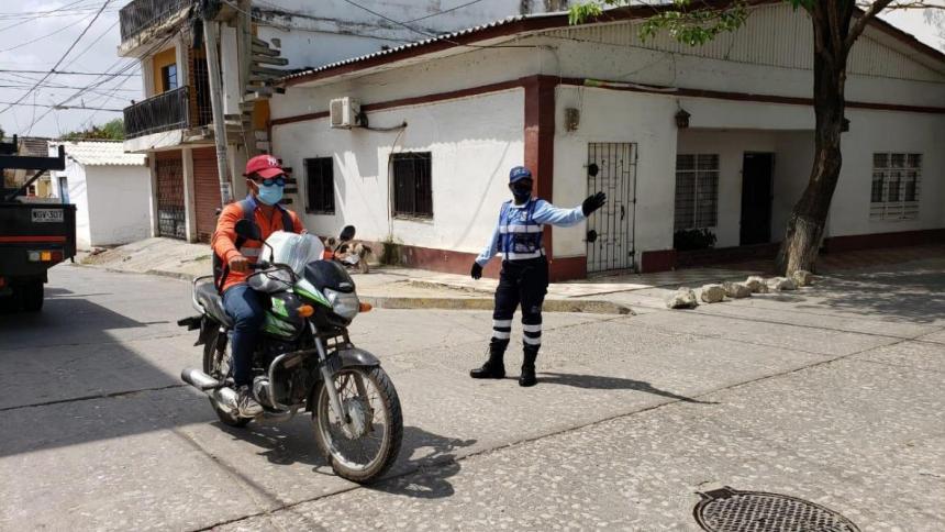 Alcaldía de Puerto Colombia capacitará a motociclistas en seguridad vial