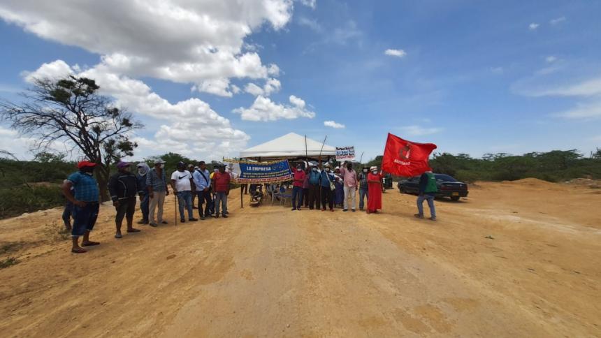 Comisión de Derechos Humanos wayuu denuncia atentado en su contra