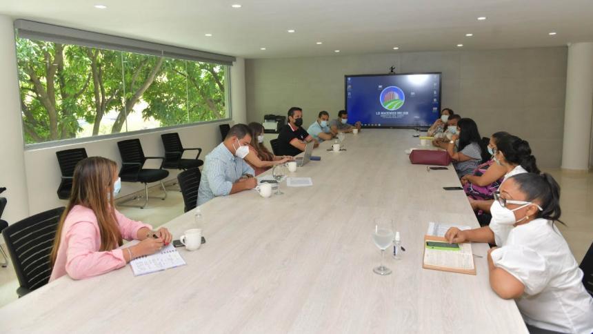 Formulan plan de salvamento para el Instituto de Educación Especial del Cesar